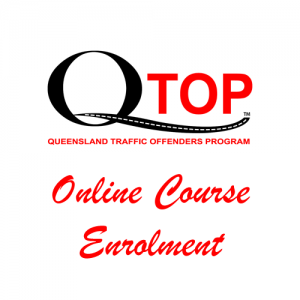 Queensland Traffic Offenders Program Online Course Enrollment